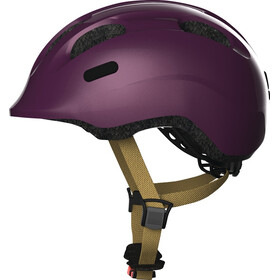 ABUS Smiley 2.0 Casco Bambino, royal purple